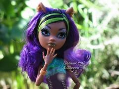 (Linayum) Tags: clawdeen clawdeenwolf mh monster monsterhigh mattel doll dolls muñeca muñecas toys juguetes linayum