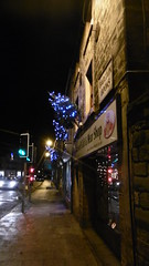Bakewell  Xmas 2016 (dave_attrill) Tags: bakewell town centre christmas lights peak district derbyshire december 2016