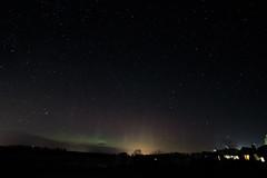 Aurora 22-12-16 (amcgdesigns) Tags: rafford scotland unitedkingdom gb andrewmcgavin aurora northernlights merrydancers forres eos7dmk2 canon1022mm local lowlight dark night nighttime stars beams