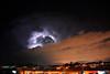 Evening Thurnderstorm in Santa Cruz, Bolivia (Daniel Beams) Tags: thunderstorm bolivia santacruz santacruzdelasierra southamerica night lightening cityscape landscape