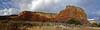 Ghost Ranch. Rio Arriba Co., New Mexico, USA. (cbrozek21) Tags: ghostranch newmexico panorama rocks geology colorfulrocks