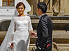 Am I Quite Sure About This? (Ellsasha) Tags: wedding prague stvituscathedral newlyweds bride groom czechrepublic canoneos60d canon