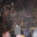 inside the Church of the Holy Sepulchre, Old Jerusalem