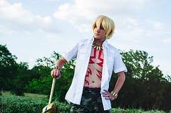 Gilgamesh - Fate/Extra (Stereometric Photography) Tags: cosplay texascosplay fatestaynight fateextra gilgamesh
