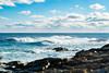 Impressive, powerful, fascinating... (wpc302) Tags: novascotia ns d3300 dslr nikon nature surf surfing landscape wave sea ocean beach rock duncanscove hiking cloud canada ca