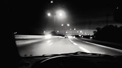 sur une route (srouve78) Tags: route road nuit night