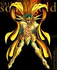 br_11 (manumasfotografo) Tags: soulofgold saintseiya godcloth dvdcover bluraycover conceptart