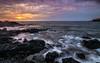 Big island , Hawaii -1 (Rick Vega) Tags: rickvega landscape nature ocean horizon longexposure rocks colors 1116 tokina nikon d7000 water island tropical pacific sunset bigisland hawaii