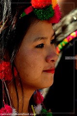 ZeilianB (Monkfoot) Tags: india nagaland kohima tribal travel tour hornbill festival