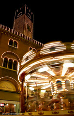 andreabrussi.it_TR-004 (Uploading in progress!) Tags: carousel giostra piazza square night light notte luci palazzo building