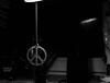 Que la lumière éclaire la paix (misterblue66) Tags: love amour paix peace peaceandlove insigne noiretblanc nb bn bw lumière light 0h02 minuit night nuit 1100d