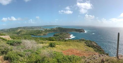 Antigua overlook