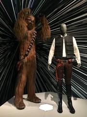 Denver Art Museum (pixeljoel) Tags: star wars power costume chewie chewbacca han solo denver art museum