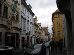 Prague Castle District and Lesser Town (kmoliver) Tags: prague czechrepublic lessertown castledistrict