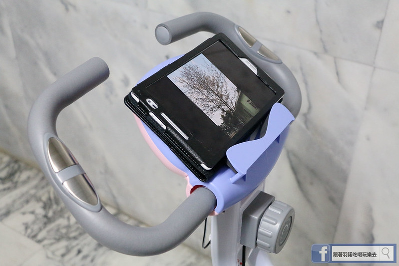 ThinksSport Bike915健身車靜音磁控居家運動37