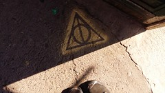 always (andrrreaa) Tags: harry potter deadly hallows jkrowling rowling vans ground