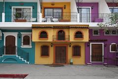 Colourful Cassa (brentus69) Tags: mexico jalesco puertovallarta malecon art colours beautiful apartments cassa