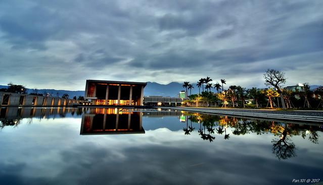 北投.農禪寺.水月池