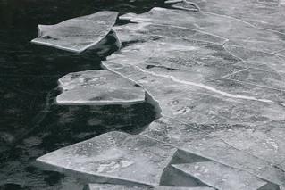 Weissensee - ijspatronen