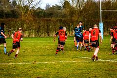Witney 3's vs Swindon College-1155