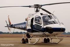 PP-FSP Policia Militar do Distrito Federal (Thiago Pereira Machado) Tags: babr bsb brasilia ppfsp pmdf policia df as50 helibras esquilo ecureil eurocopter as350b2