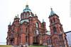 Uspenski Cathedral, Helsinki, Finland. (RViana) Tags: finland finlândia finnish helsínquia helsinque baltic northerneurope nordiccountries nortedaeuropa paísesnórdicos gulfoffinland balticsea finnicpeople