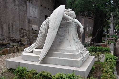 Flickr: designwallah - Angel of Grief - William Wetmore Story and Emelyn Story