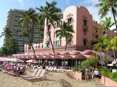 Royal Hawaiian Hotel - 하와이 호í…