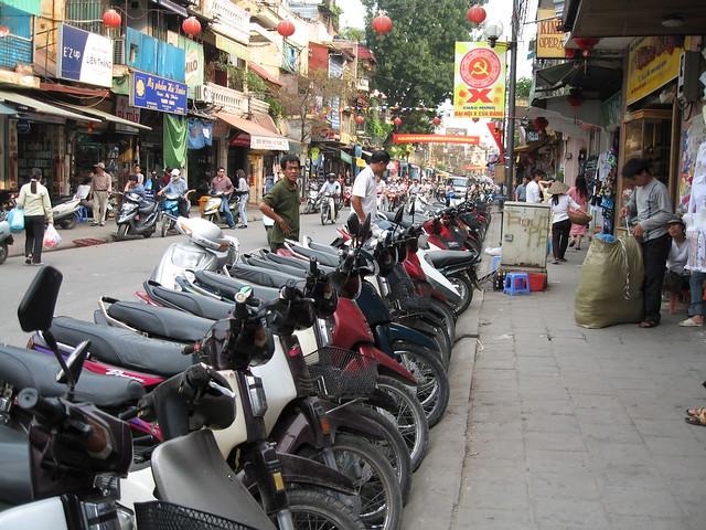 Parking (a) lot