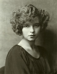 "Five years before ""It"" happened. (carbonated) Tags: 1920s vintage hair clarabow"