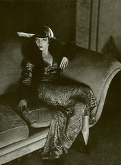 That's a gigantic sofa. (carbonated) Tags: giant sofa louisebrooks