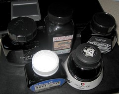 Bottled Inks