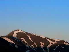 Far Mountains (Hamed Saber) Tags: blue sky mountains nature geotagged persian village iran persia saber mazandaran iranian  hamed farsi   chalus   harijan        geo:lon=51317481 geo:lat=36233819 wlibd
