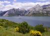 Picos, Riano Lake (chericbaker) Tags: mountains spain scenery picos picosdeeuropa