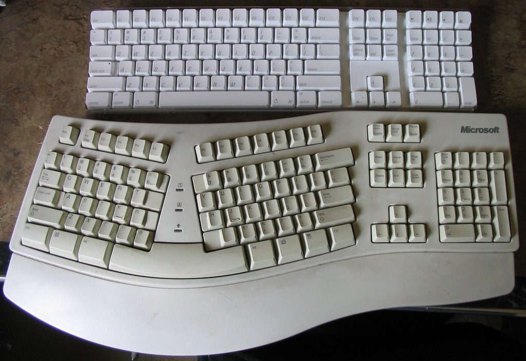 Two Perfect Keyboard Layouts