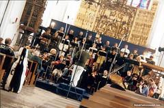 Making music in Gdansk