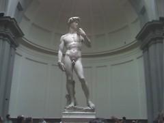 David (Andrew Phelps) Tags: cameraphone italy sculpture man david statue florence italia firenze perfection genitalia