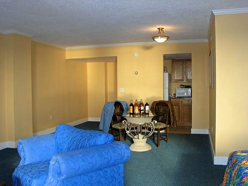 Cómoda habitación en el Xanadu Beach Resort y Marina
