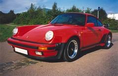 Porsche 911 turbo (mr91nk) Tags: red car 911 turbo porsche 1986 porsche911 porsche911turbo
