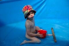 La piscine et Margaux (liconte) Tags: portrait pool swimming children enfant piscine