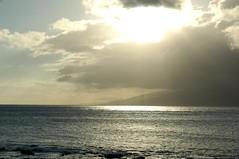 DSC_0930 (Neil Kronberg) Tags: ocean sunset vacation beach nature hawaii scenery waves pacific 2006 maui nikond50 hana jungle napili napilishores