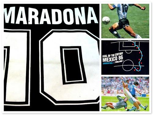 El mejor gol de la historia del futbol