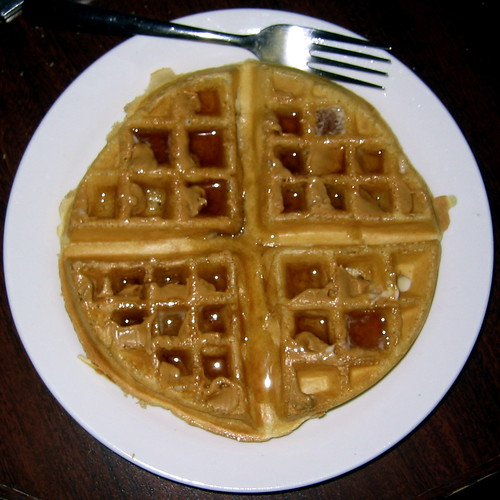 Waffling #4