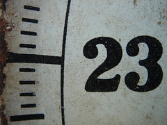 23 by fraumrau, on Flickr