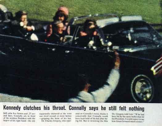 แผนลอบสังหารประธานาธิบดีเคนนาดี