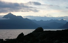 Sunset at Elgol, Isle of Skye (brewbooks) Tags: skye scotland elgol