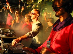 Richie Hawtin and Ricardo Villalobos on Dancevalley