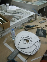 model shop (kymtyr) Tags: china toronto tower scale model floor beijing plate twist plastic mad plexy