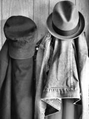 hats - mismatched