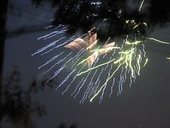 East Point fireworks (lilacina) Tags: fireworks eastpoint julyfourth